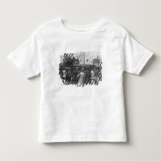 The Chartist Demonstration on Kennington Toddler T-shirt