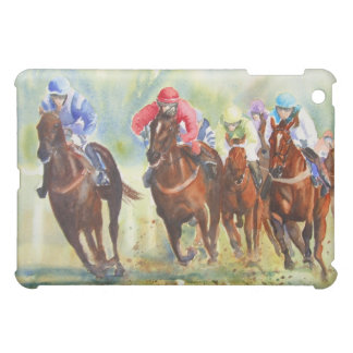 The Chase Horse Racing iPad case
