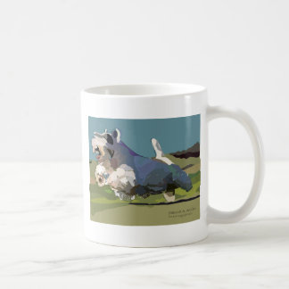 The Chase Is On! Coffee Mug