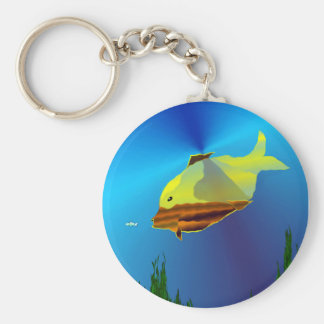 The Chase Keychain