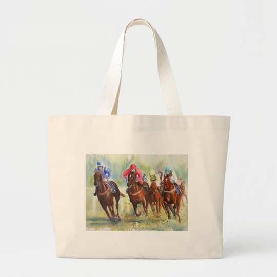 The Chase Large Tote Bag