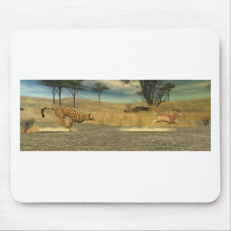 The Chase Mouse Pad