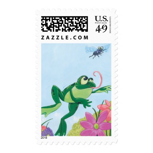 The Chase Postage Stamp
