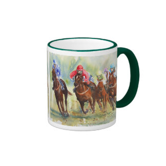 The Chase Ringer Mug