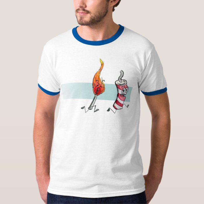 """""""The Chase"""" T-Shirt"""
