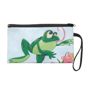 The Chase Wristlet