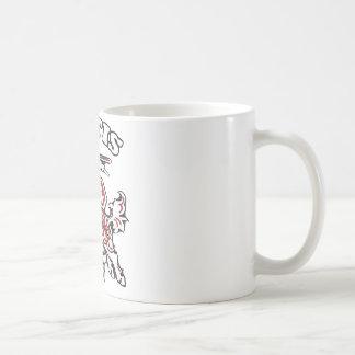The Chaser (Vytis) Coffee Mug