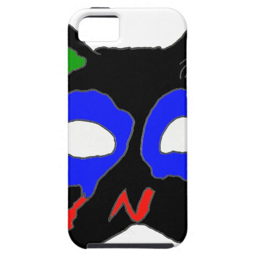 The CHAT1.png MASK iPhone 5 Covers