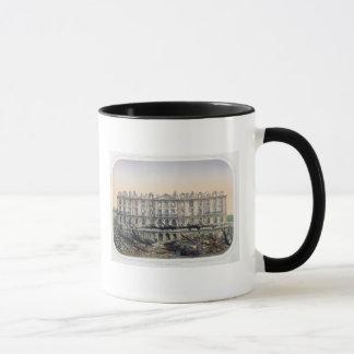 The Chateau de Meudon Bombarded Mug