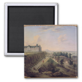 The Chateau de Meudon Magnet