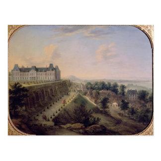 The Chateau de Meudon Postcard