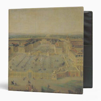 The Chateau de Versailles and the Place Binder
