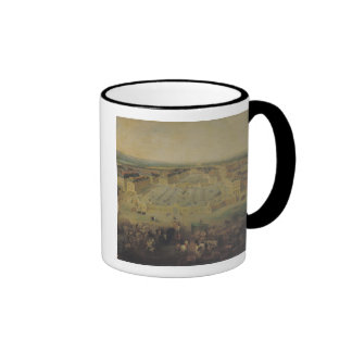 The Chateau de Versailles and the Place Ringer Mug