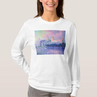 The Chateau des Papes, Avignon, 1900 T-Shirt
