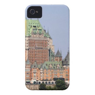 The Chateau Frontenac in Quebec City, Canada. iPhone 4 Cover
