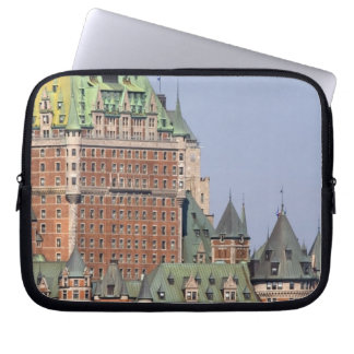 The Chateau Frontenac in Quebec City, Canada. Laptop Sleeve