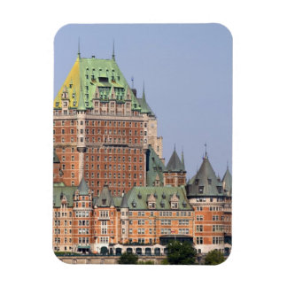 The Chateau Frontenac in Quebec City, Canada. Magnet