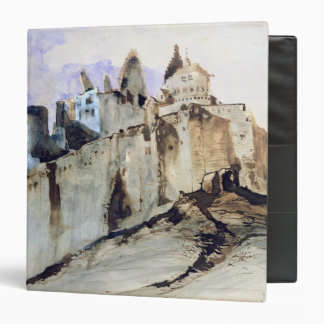 The Chateau of Vianden, 1871 Binder