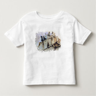 The Chateau of Vianden, 1871 Toddler T-shirt
