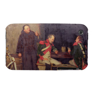 The Cheat (oil on canvas) (one of pair - See 19572 iPhone 3 Case-Mate Case