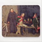 The Cheat (oil on canvas) (one of pair - See 19572 Mouse Pad