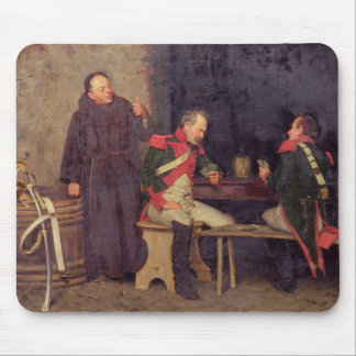 The Cheat (oil on canvas) (one of pair - See 19572 Mousepads