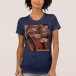 The Cheat With The Ace Of Clubs Detail T-shirt