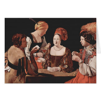 The Cheat (with the Ace of Diamonds) - 1635 Card