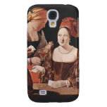 The Cheat (with the Ace of Diamonds) - 1635 Galaxy S4 Cases