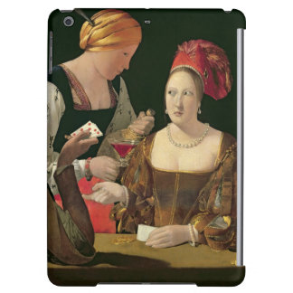 The Cheat with the Ace of Diamonds Cover For iPad Air