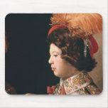 The Cheat with the Ace of Diamonds Mousepads