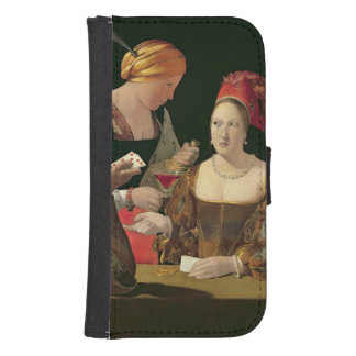 The Cheat with the Ace of Diamonds Samsung S4 Wallet Case