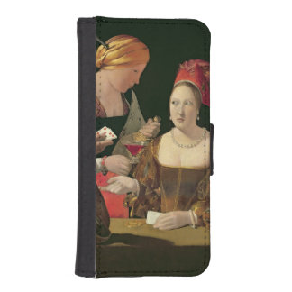 The Cheat with the Ace of Diamonds Wallet Phone Case For iPhone SE/5/5s