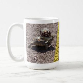 The Cheater - Hitching a Ride Mug