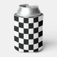 The Checker Flag Can Cooler