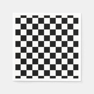The Checker Flag Napkin