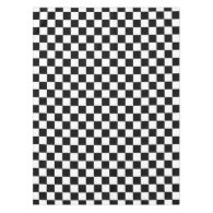 The Checker Flag Tablecloth