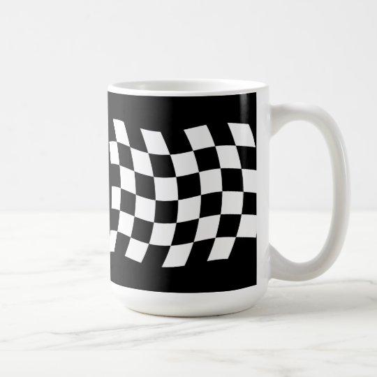 The Checkered Flag Mug