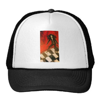THE CHECKMATE OF DREAD TRUCKER HAT