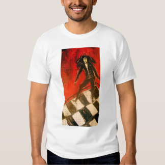 THE CHECKMATE OF DREAD TEE SHIRTS