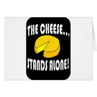 the cheese card