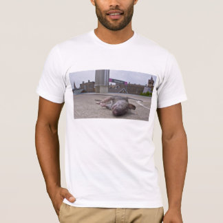 The Cheese Dines Alone T-Shirt