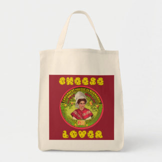 The Cheese Lover's Grocery Tote