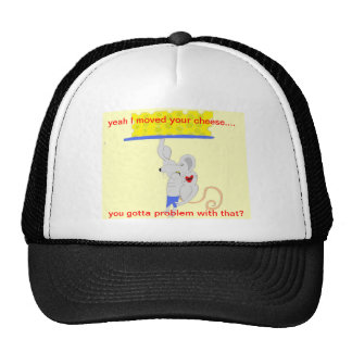 The Cheese Mover products Mesh Hat