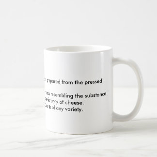 The Cheese Mug