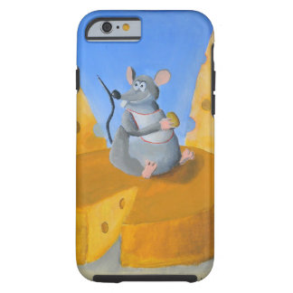 The Cheese Rat Tough iPhone 6 Case