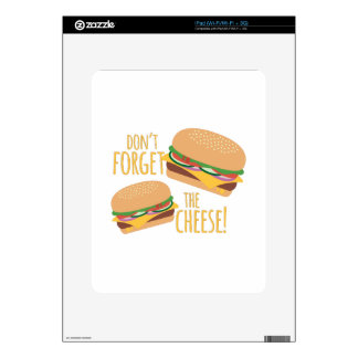 The Cheese Skin For iPad