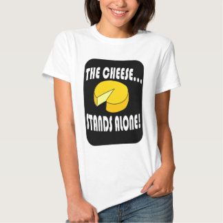 the cheese tee shirts