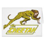 The Cheetah Greeting Cards