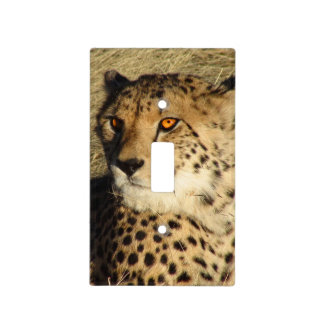The Cheetah Light Switch Cover